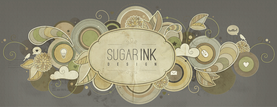 Sugar Ink Design Custom Design