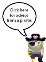 The Pirate Says